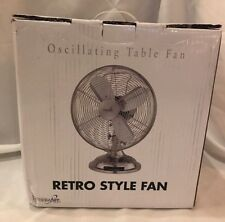 Astonishing Retro Electric Fan For Sale Ebay Interior Design Ideas Ghosoteloinfo