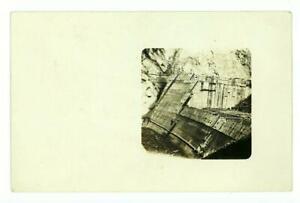 EARLY ARROWROCK DAM 1910's CONSTRUCTION ERA RPPC BOISE RIVER, IDAHO