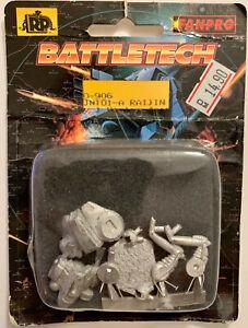 BATTLETECH Ral Partha - Raijin Rare