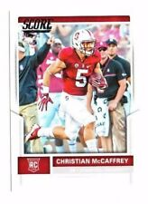 Christian McCaffrey , (Rookie) 2017 Panini Score, #373 , Football Card !!