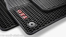 Original VW Gummifussmatten Golf 7 GTI Tuning Wabendesign NEU 5GV061550 041 Set