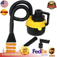 New Portable Dry Electric Handheld Super Suction Car Vacuum Cleaner 12V 60W!