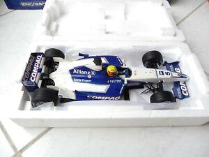 Williams F1 Team BMW FW22 Ralph Schumacher #5 2001 1/18 MINICHAMPS F1 Formula 1