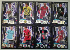 MATCH ATTAX 2020/21 20/21 CHAMPIONS LEAGUE - POWER PLAY CARDS Ronaldo Messi