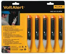 Fluke 1AC-A1-II 5PK Volt Alert Multi Pack Safe Detection of 90-1000V, 5 Pack.