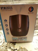 Homedics Warm & Cool Mist 1.4 Gal Total Comfort Humidifier Plus for Large Rooms