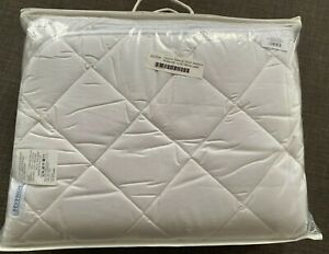 Hypnos WOOL MATTRESS PROTECTOR SUPER KING SIZE 180X200CM RRP £219.00