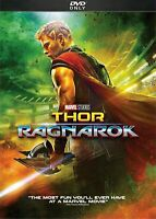 Thor: Ragnarok (DVD, 2018) Marvel Studios Brand New Sealed