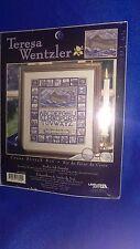 Teresa Wentzler NOAH'S ARK Sampler Kit Cross Stitch