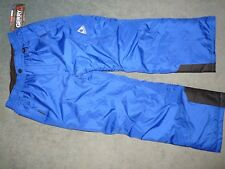 Gerry Cargo Snow Ski Pants Insulated Small Size 8 Boys Blue NEW!!