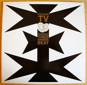 Psychic TV - Towards Thee Infinite Beat (Genesis P-Orridge)   LP
