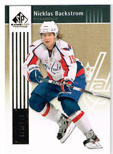 11-12 SP Game Used GOLD xx/100 Made! Nicklas BACKSTROM #97 - Capitals