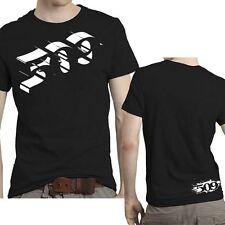509  CLOTHING APPAREL  - NEGATIVE  T-SHIRT MEDIUM   #  509-17161