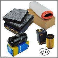 BMW 5er E39 520d 136PS Inspektionspaket Filtersatz Filterset Filter Service-Kit