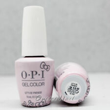 OPI GelColor GC H82 Let's Be Friends 15mL /0.5oz UV LED Gel Polish Lacquer GCH82