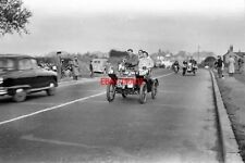 PHOTO  1951 THE OLD CROCKS RUN PARTICIPANTS IN THE LONDON TO BRIGHTON VINTAGE VE