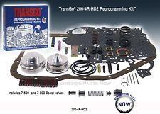TRANSGO SHIFT KIT TH 200-4R  TH200 HD Buick Grand National 1981-On  200-4R-HD-2