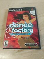 Dance Factory PlayStation 2 PS2