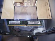 2GB  SAMSUNG - SERVER RAM - PC2 5300P - M392T5660QZA - DDR2