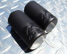 Suzuki K4 K5 GSX-R 600 750 Delrin Tip Frame Sliders / Crash Knobs GSXR 2004 2005