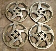 "Set of 4 OEM 2005-2010 Pontiac G5 Pursuit 15"" 4-Lug Hubcaps Wheel Covers 9594007"