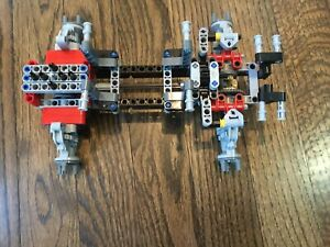 New Genuine Lego Technic Differential kit in black center frame