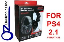 Gaming Headset PS4 Playstation 4 game sound + chat 2.1 EXTRA BASS Stereo px22
