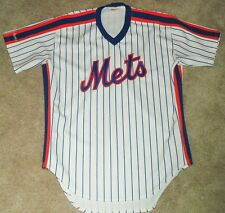 New York Mets Vintage 80s RAWLINGS Pullover Jersey (SEWN ON LOGO)sz. 44 Large