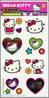 Hello Kitty Tattoos - Style 2 - Birthday Party Supplies - Hello Kitty Party Loot