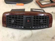 04-09 Cadillac SRX Dash Vent Wood Grain Oem