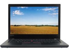 Lenovo ThinkPad T470 Intel core i5-6300U 2.4GHz 8GB Ram 256GB SSD Windows 10 Pro