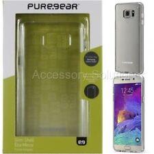 Samsung Galaxy Note 5 PureGear Slim Shell Case Cover Clear W/ Clear Trim