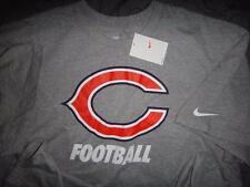 "NIKE CHICAGO BEARS ""TRAINING"" FOOTBALL SHIRT L XL 2XL 3XL 4XL MEN NWT $28.00"