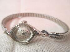 Vintage Bulova 23 10K RGP Ladies Wrist Watch
