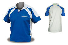 Shimano Polo Shirt Bi-Color Polo Hemd Angelhemd Gr. S Angelbekleidung