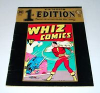 "Famous 1st Edition F-4 Whiz Comics #2 TREASURY-SIZE 10"" x 13"" NM+ 9.6 1974"
