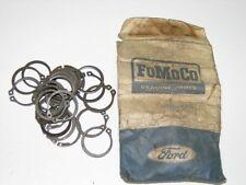 67-72 Ford Mercury Power Steering Ring Kit NOS C7AZ-3757-A