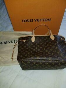 Louis Vuittons Handbags Neverfull
