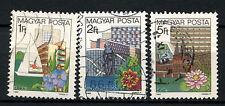 Hungary 1983 SG#3532-4 Resorts Used Set #A61334