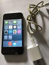Apple iPhone 4 - 8GB - Black (Verizon) Smartphone Model A1349