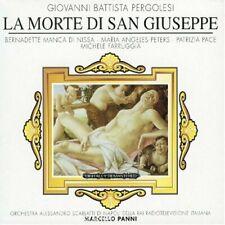 Pergolesi La morte di San Giuseppe (Hommage, 1990).. [2 CD]