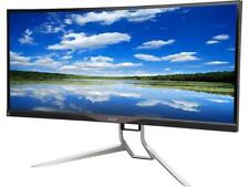 """Acer XR341CK bmijpphz Black 34"""", 21:9 WQHD Curved , 3440 x 1440 LED IPS Monitor,"""