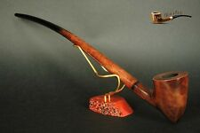 TOBACCO SMOKING PIPE Lotr Gandalf Hobbit  no 83  CHURCHWARDEN  LONG 14""