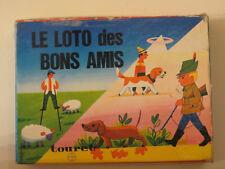 Loto des bons amis de Touret, 1970 - Cavahel Vintage