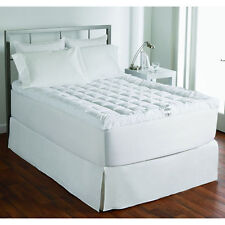Ultimate Cuddle Bed Mattress Topper White 400-thread count cotton - King