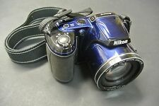 Nikon Coolpix L810 16.1MP Digital Camera BLUE EDITION