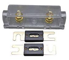 A4A ANL Fuse holder Distribution Inline 0 4 8 GA Free 250A ANL Fuse SKFH127G