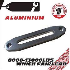 Hawse Fairlead Universal Aluminium 6000-20000LBS Winch Dyneema Rope 4WD