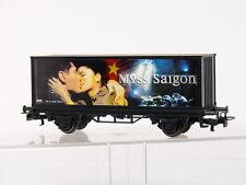 Märklin 4481.033 H0 Wagon musical MISS SAIGON noir neuf emballage d'origine