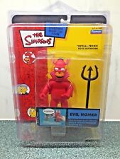 The Simpsons Mail Evil Homer Wos figura Away Of Springfield ProTech caso World
